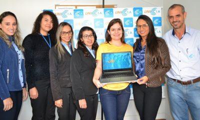 Colaboradora da Autoescola Modelo é a quarta ganhadora do prêmio Uniacia