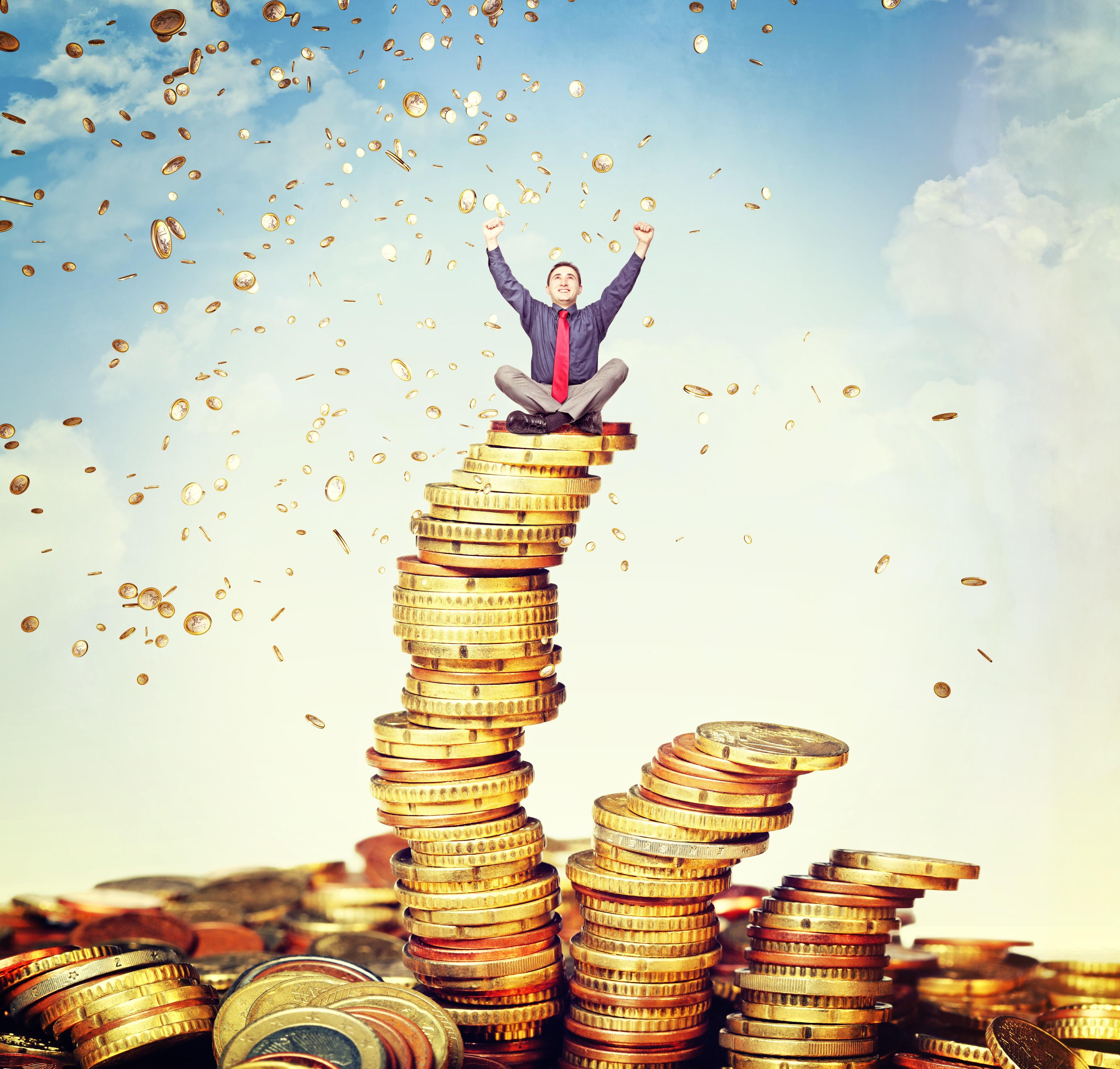 O que fazer com R$ 86.400,00 por dia?