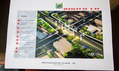 Vencida mais uma etapa para a construção do viaduto na Rua Uberaba