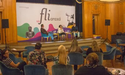 """Canal """"Fliaraxá Virtual"""" disponibiliza os melhores momentos do Festival Literário de Araxá 2018"""