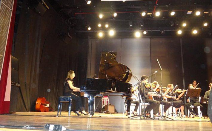 Noite de Piano no teatro, a cultura se destaca em Araxá