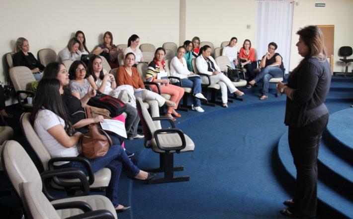 Secretaria de Saúde promove reunião com profissionais que atuam na Rede de Atenção Básica