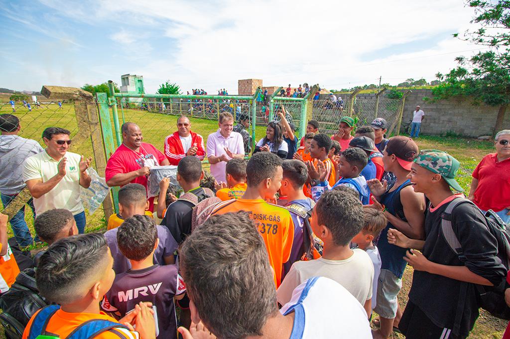 1° Torneio Quadrangular das Escolinhas de Futebol
