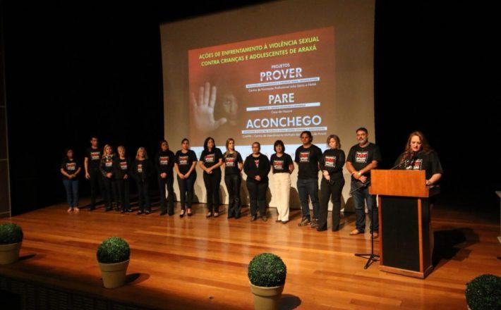 Entidades apresentam projetos de combate à violência sexual contra crianças e adolescentes