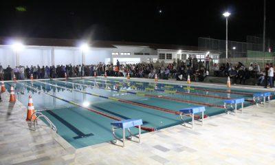 Centro Esportivo Álvaro Maneira é inaugurado com festa