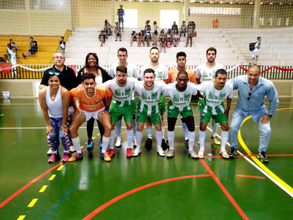 Araxá se destaca na etapa microrregional dos Jogos do Interior de Minas