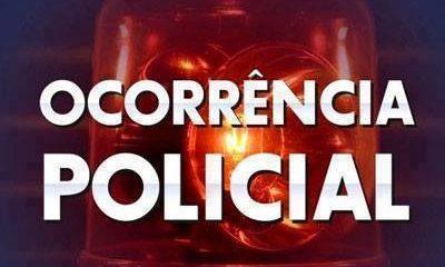 Ocorrências policiais de Araxá e região do final de semana(03, 04 e 05 de agosto)