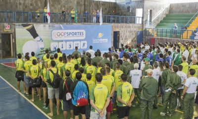 Sistema Ocemg promove torneio esportivo em Araxá