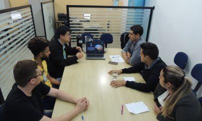 Empresa Júnior do UNIARAXÁ trabalha em prol da integração de Cursos com a Comunidade