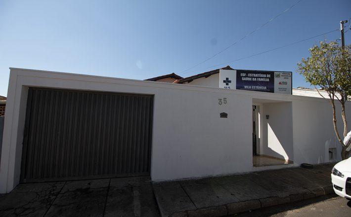 Atendimento com mais conforto na ESF Vila Estância