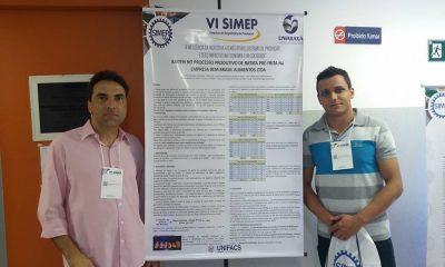 Pesquisa de Aluno do UNIARAXÁ é destaque em eventos nacionais