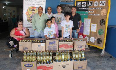 Campeonato Ruralão arrecada litros de óleo para entidades