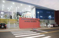 Escola Municipal Alice Moura é inaugurada com muita festa