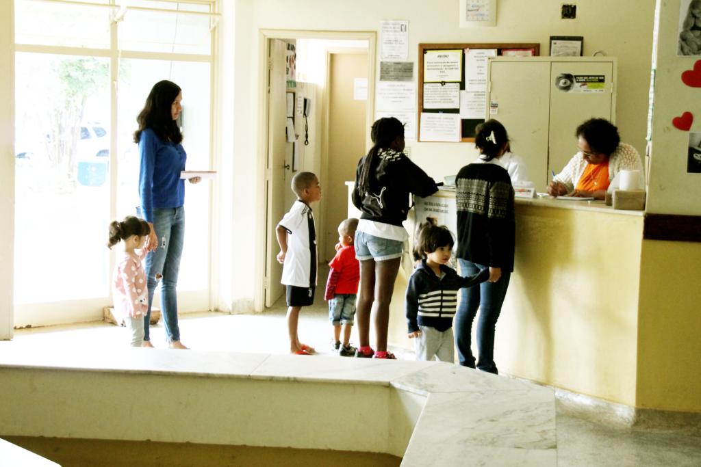 Araxá registra cerca de 60% de crianças imunizadas contra Pólio e Sarampo