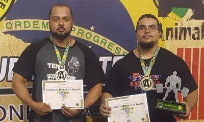 Portal Araxá parabeniza os atletas Araxaenses Campeões Brasileiro de Supino e Levantamento Terra em São Vicente(SP)
