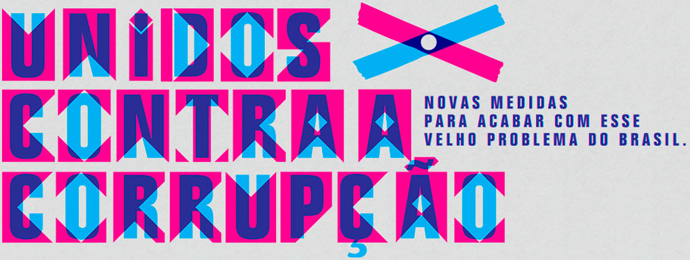Federaminas, a primeira entidade empresarial a apoiar a campanha Unidos Contra a Corrupção