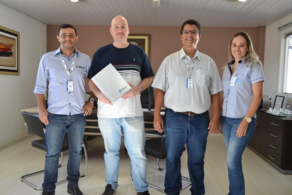 DiAraxá realiza primeiro treinamento com empresários