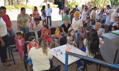 Dia das Crianças em Araxá