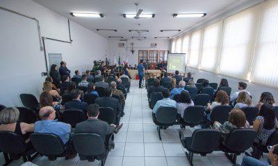 Prefeito participa da apresentação do projeto de construção do novo fórum de Araxá