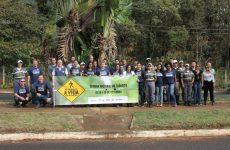 Parceiros se reúnem em carreata para abertura da Semana Nacional de Trânsito