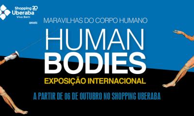Shopping Uberaba recebe a exposição Maravilhas do Corpo Humano