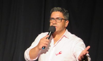 Robson Magela apresenta demandas do Gabinete Itinerante e presta homenagem