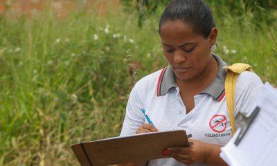 LIRAa aponta queda no índice de proliferação do Aedes em Araxá