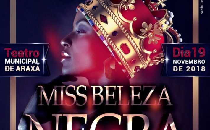 FCCB promove concurso Miss Beleza Negra