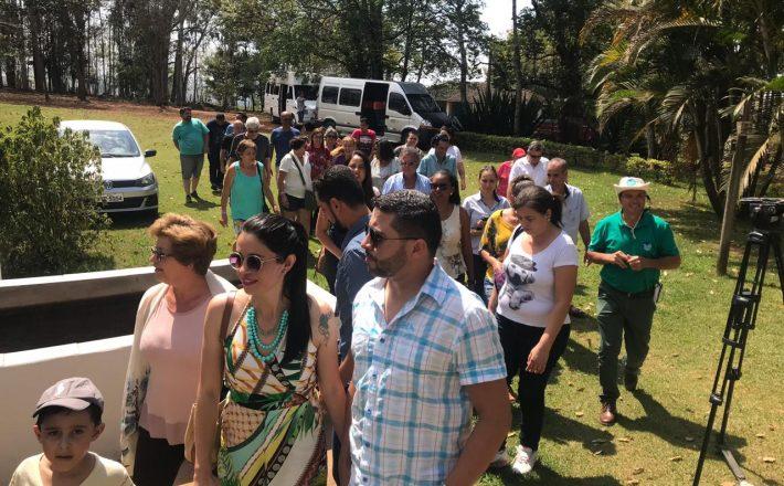 População abraça 1º Festival de Turismo Viva Araxá
