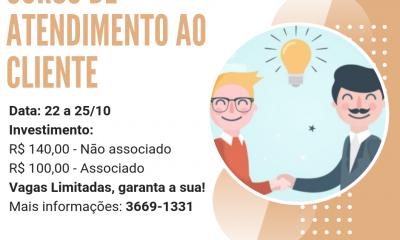 Curso de Atendimento ao Cliente – Sebrae/Acia