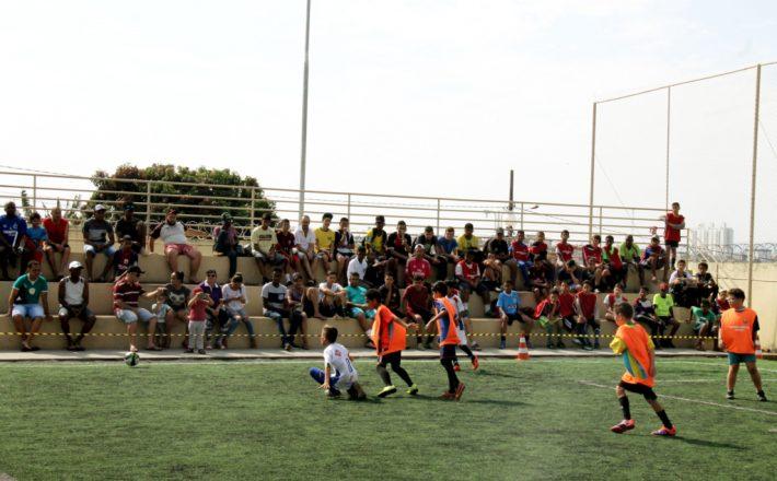 Prefeitura promove manhã esportiva no Centro Esportivo Educacional Pedro Bispo
