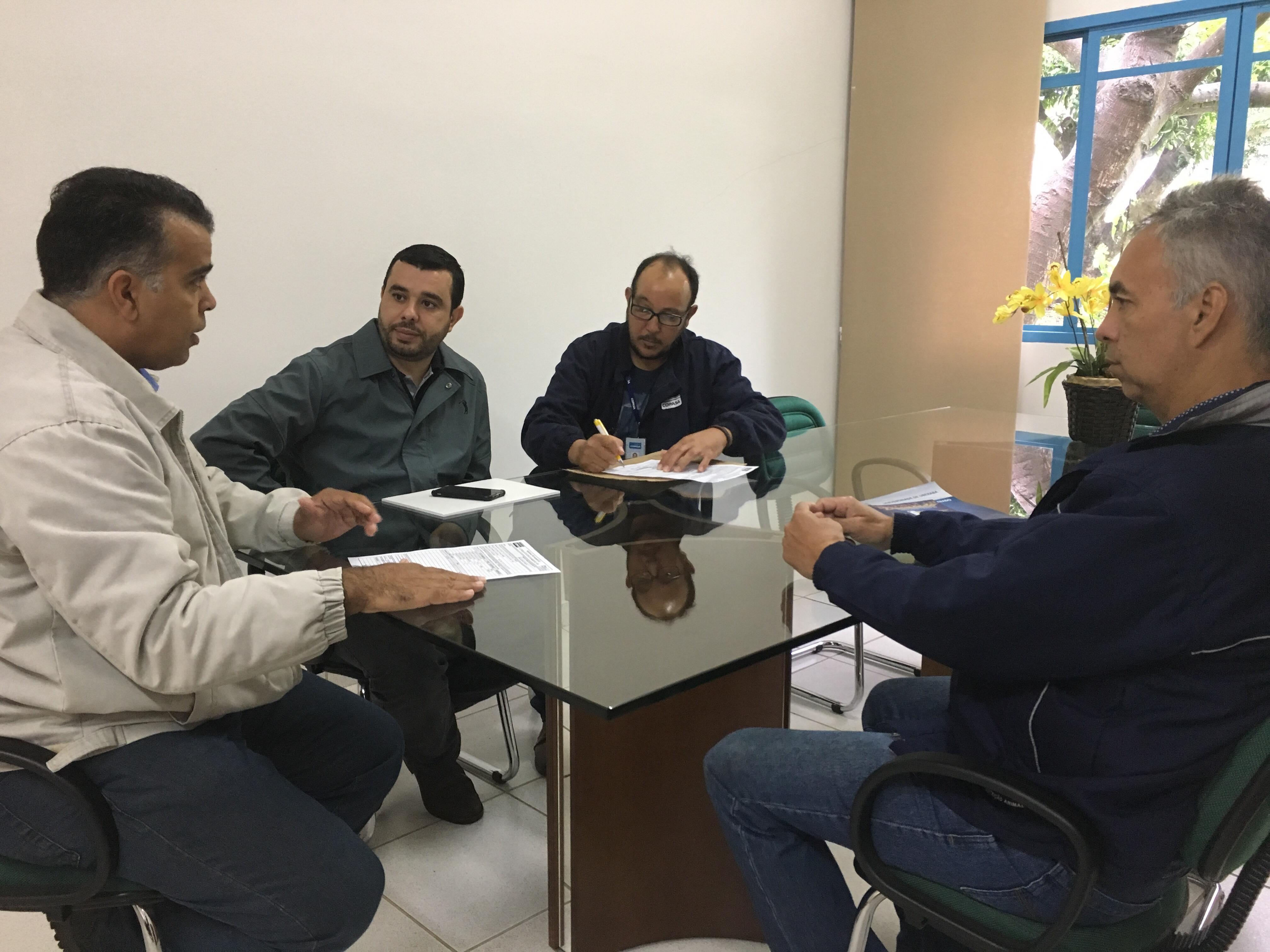UNIARAXÁ e COPASA firmam parceria na recuperação de matas ciliares