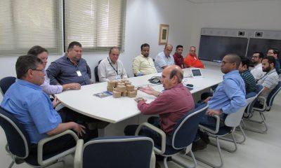 Vereadores visitam CBMM e falam de investimentos da empresa na cidade