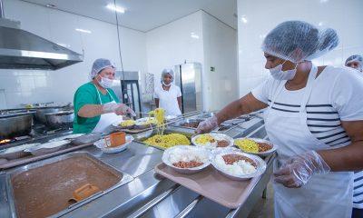 Cozinha Comunitária da Prefeitura já funciona em novas instalações