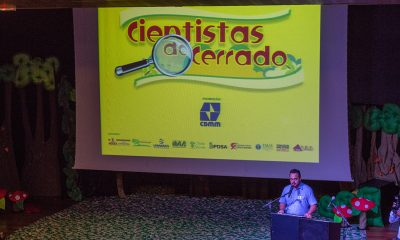 Prefeitura, CBMM e escolas de Araxá finalizam a edição 2018 do projeto Cientistas do Cerrado