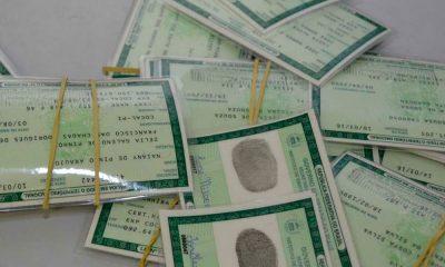 Polícia Civil destaca mitos e verdades sobre a utilização da carteira de identidade
