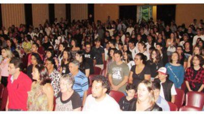 Feira do Conhecimento do Atena recebe centenas de visitantes