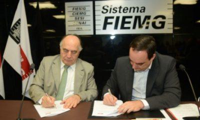 CEMIG E FIEMG firmam acordo para redução de custos na indústria