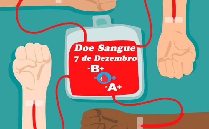 Campanha de doação de sangue conta com a parceria da Prefeitura
