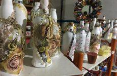 Artesanato local surpreende turistas e encanta a comunidade de Araxá