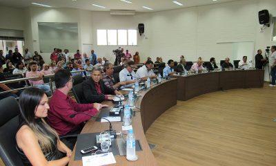 Vereador Roberto do Sindicato é eleito Presidente da Câmara para o biênio 2019/2020