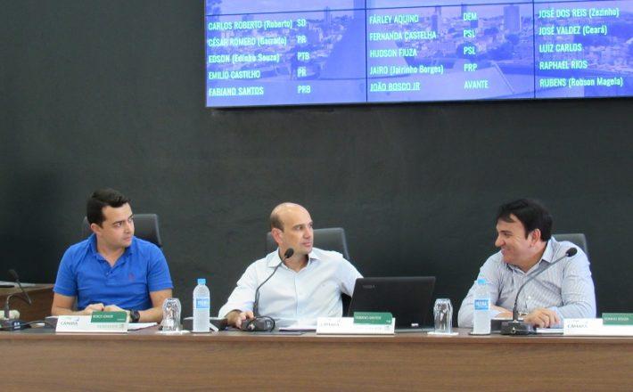 Sesc MG firma parceria com Câmara Municipal de Araxá