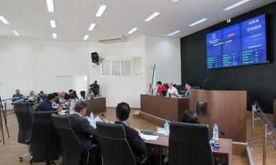 Última Reunião Ordinária do ano aprova três Projetos de Lei