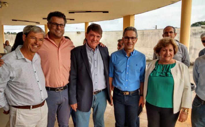 Prefeito Aracely participa de encontro com Governador eleito Romeu Zema