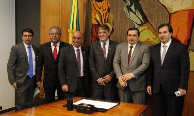 Assinado convênio com o Ministério da Integração Nacional