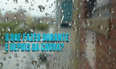 Secretaria de Estado de Saúde alerta para cuidados durante o período de chuvas