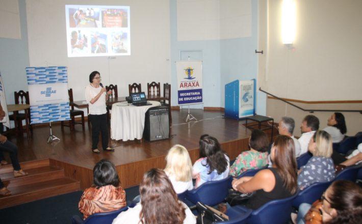 Administração Municipal é parceira em projeto de educação empreendedora do Sebrae