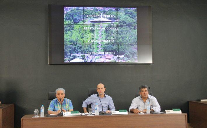 Mesmo com a crise financeira em MG, Prefeitura de Araxá mantém as contas em dia