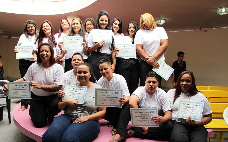 Cursos de qualificação exclusivos ampliam oportunidades para mulheres