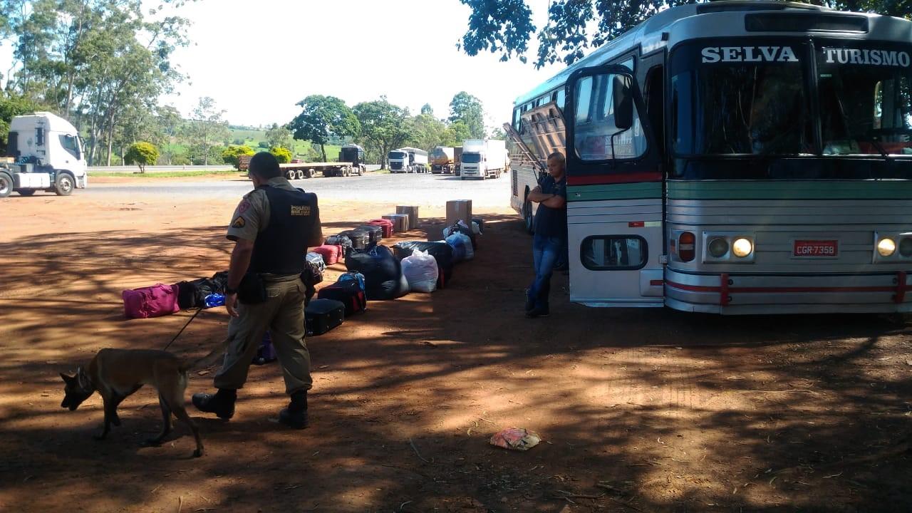 Polícia Militar realiza Operação Paz no Campo